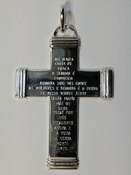 Cruz de Berço TOP - Oração da Avé Maria