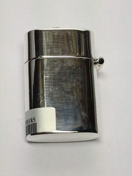 Caixa oval em prata - adoçantes