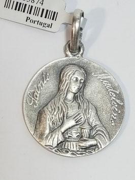 Medalha Santa Madalena 24 - PP - MR271