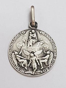 Medalha Nossa Senhora do Loreto - Escultor