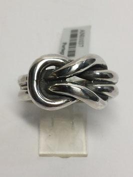 Anel de Prata de nó duplo - AN0029 - ARK