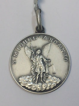 Medalha São Miguel Arcanjo - Escultor