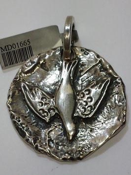 Medalha Espirito Santo - Revenida