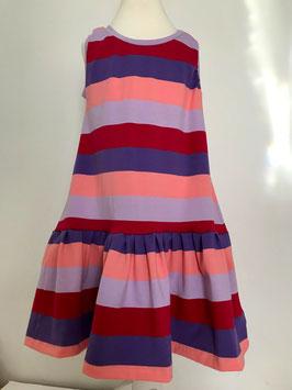 Kleid aus Jerseystoff Größe 122