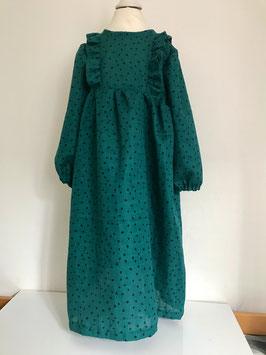 Kleid aus Musselin Größe 116