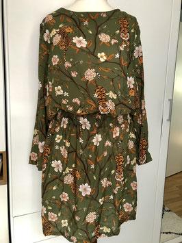 Kleid mit Gummibund aus Viskose 40/42