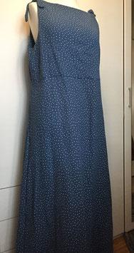 Maxi Kleid aus Musselin Größe 40