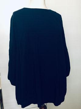 Bluse langarm mit Bischofsärmeln Größe 40