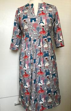 Kleid mit kleinem Ausschnitt Größe 40