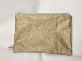 Täschchen aus beschichteter Baumwolle
