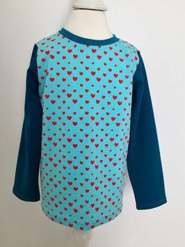 Longsleeve, Shirt aus Jersey