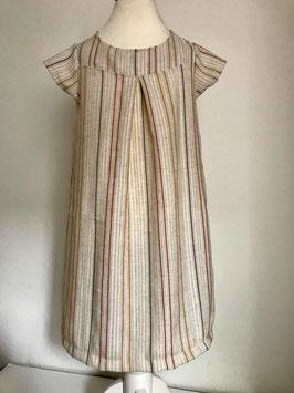 Tunika Kleid aus Viskoseleinen Größe 104