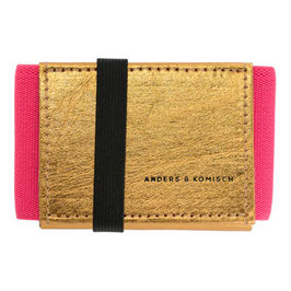 A&K MINI - Gold/Pink
