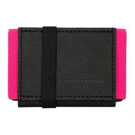 A&K MINI – Schwarz/Pink