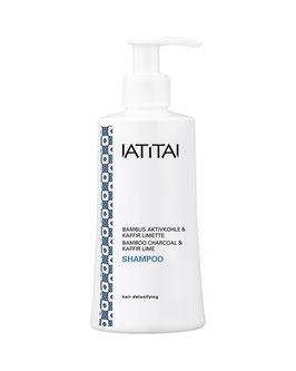 Shampoo BAMBUS AKTIVKOHLE & KAFFR LIMETTE