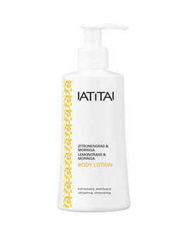 Body Lotion ZITRONENGRAS & MORINGA