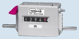Meterzähler mechanisch