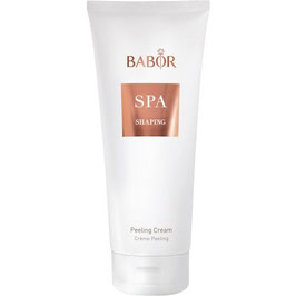 Body Peeling Cream