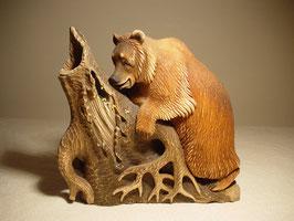 Holzbär
