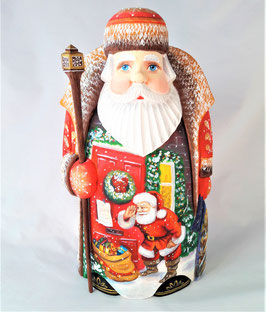 """Weihnachtsmann """" Santa Klaus Post"""""""