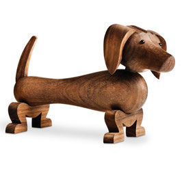 KAY BOJESEN Holzfigur | Dackel