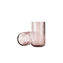 LYNGBY Vase | burgundy