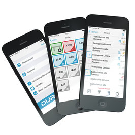 DURATEC MobileApp