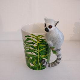 Tasse Lemur