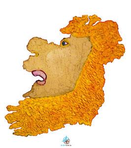 """Licence d'utilisation de l'image """"Irlande"""" SIDHERIA"""