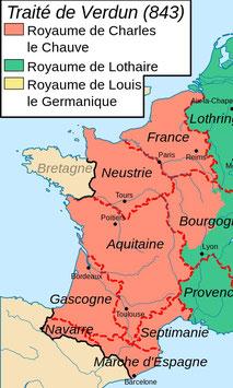 2. Quand l'Histoire et la Géographie de la France invitent les sens à la dégustation de vin (Conférence GRAND PUBLIC uniquement)