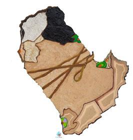 """Licence d'utilisation de l'image """"Pays de la botte arabique"""" SIDHERIA"""