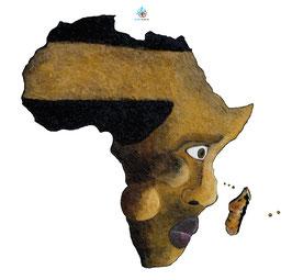 "Licence d'utilisation de l'image ""Afrique Madagascar"" SIDHERIA"