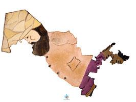 """Licence d'utilisation de l'image """"Ouzbékistan"""" SIDHERIA"""