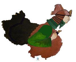 "Licence d'utilisation de l'image ""Chine"" SIDHERIA"