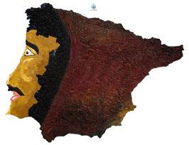 """Licence d'utilisation de l'image """"Péninsule ibérique"""" SIDHERIA"""