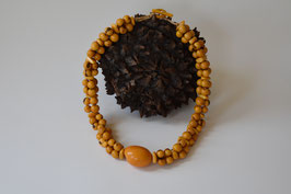 Tagua Halskette Amazonas
