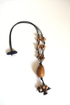 Tagua Halskette Madeiro