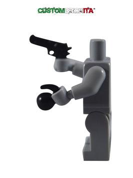 Pistola + Granata