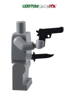 Pistola + Coltello
