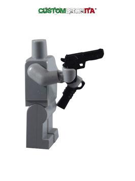 Pistola + Flashbang