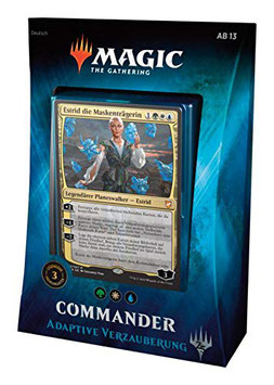 Magic Adaptive Verzauberung Commander Deck 2018 (deutsch) - Commander Deck 2018