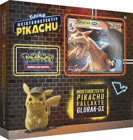Meisterdetektiv Pikachu Kollektion Fallakte Glurak-GX (deutsch) *EXTREM LIMITIERT*