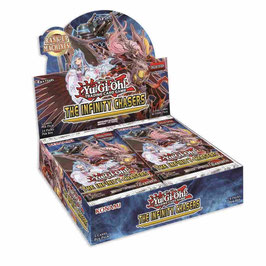 Yu-Gi-Oh! The Infinity Chasers Booster Display (24)