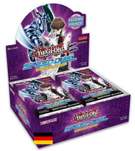 Vorverkauf Yu-Gi-Oh ! Attack from the Deep Speed Duel2 Display
