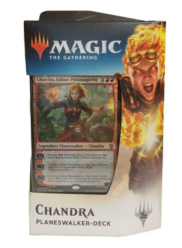 Magic The Gathering Dominaria Planswalker Deck Chandra