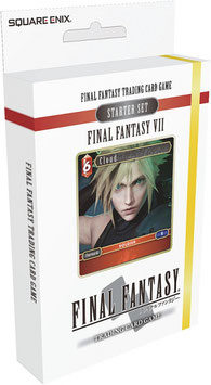 Final Fantasy TCG Final Fantasy VII Starter Set
