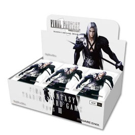 Final Fantasy TCG Opus 3 - Booster Display (36 Packs) - Deutsch