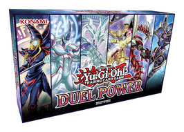 Yu-Gi-Oh! Duel Power Box Deutsch