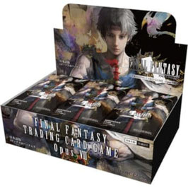 Final Fantasy TCG Opus 7 - Booster Display (36 Packs) - Deutsch
