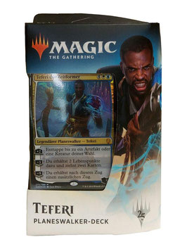 Magic The Gathering Dominaria Planswalker Deck Teferi